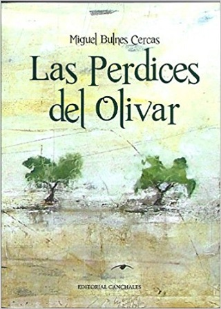 Perdices en el olivar