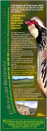 El Rincón del Reclamista